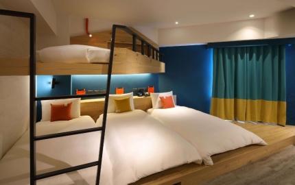 風格設計旅店