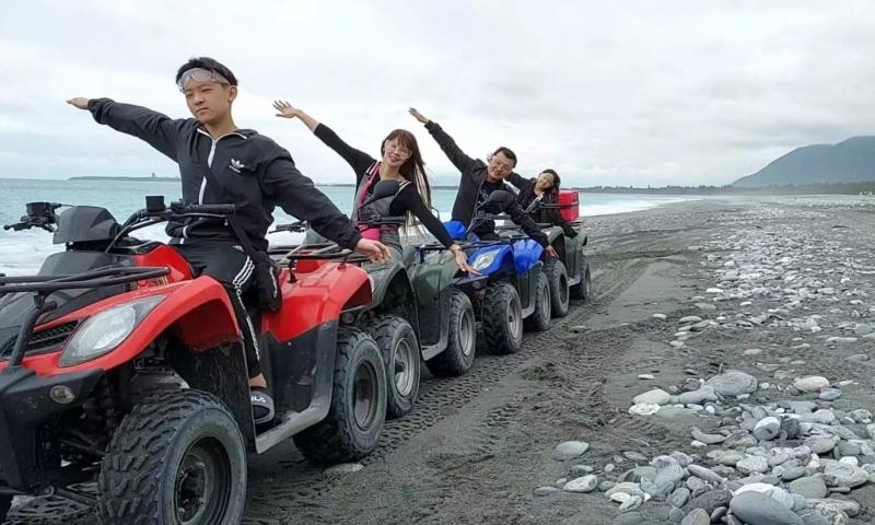 【合作行程】沙灘車自駕體驗